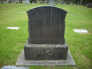 gravestone